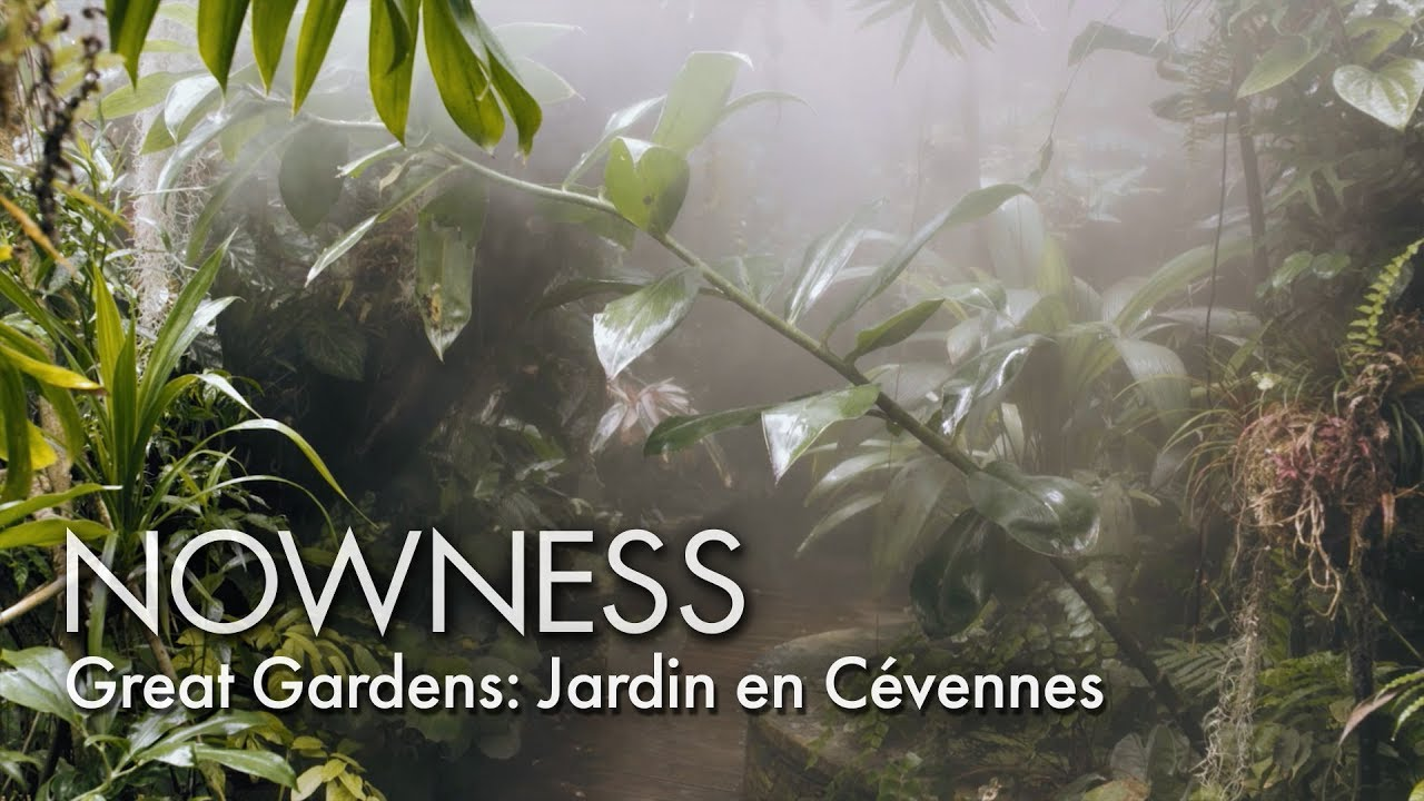 Great Gardens: Jardin En Cévennes
