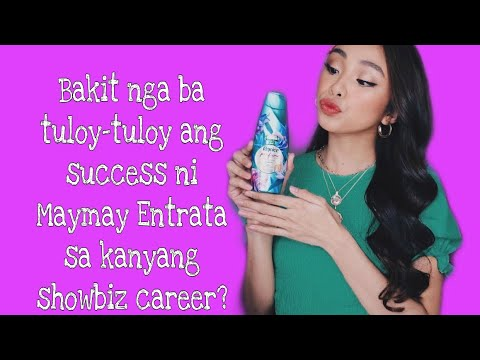 MAYMAY ENTRATA FOR REJOICE, MEG MAGAZINE & BELO ESSENTIALS (MAY 2019)
