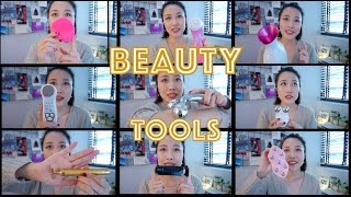 10款美容仪使用心得 洗脸仪 导入仪 蒸脸机 瘦脸提拉 BBCCCHEN