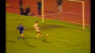 DFB Pokal 85/86 Viertelfinale - VfB Stuttgart vs. FC Schalke 04