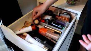 My Makeup Collection & Storage | What I Call Beautiful