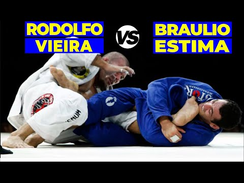 Rodolfo Vieira vs Braulio Estima Jiu Jitsu Match Metamoris 2