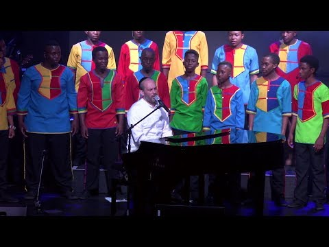 יונתן רזאל - למען אחי | Yonatan Razel & Mzansi Youth Choir - For my Brothers thumbnail