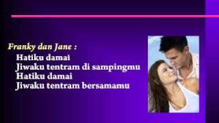 """"""" Kemesraan """" dengan lirik ( oleh Franky Sahilatua dan Jane Sahilatua )"""