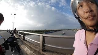 Long Hựu Ngày Về 5 | Cầu Kinh Nước Mặn | Đường Tránh Cần Đước | Long An | LD Channel