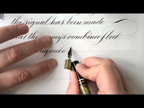 Horatio Nelson to Lady Emma Hamilton (Letter written in Madarasz Script)