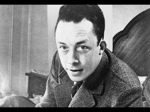 What did Albert Camus write on pacifism?