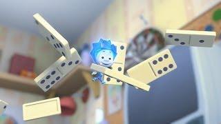 Фиксипелки - Барабан - Фиксики | Песенки для детей - познавательные образовательные мультики