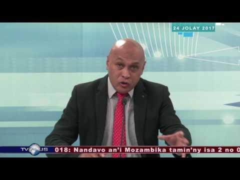 VAOVAO DU 24 JUILLET 2017 BY TV PLUS MADAGASCAR