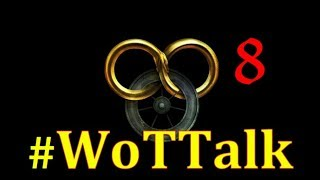WHEEL OF TIME TALK - Ep 8: #WoTWednesday from a show writer, Importance of Ishamael, Theories!