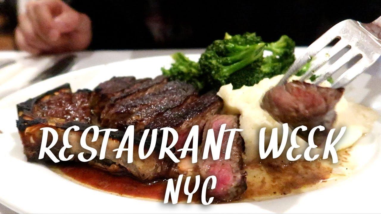 Nyc Restaurant Week Adventure Mamo Ben And Jack S