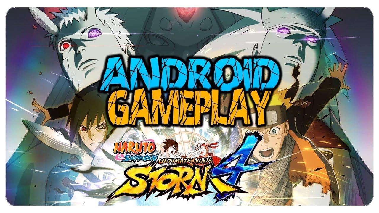 cara download game naruto ultimate ninja storm 4 android