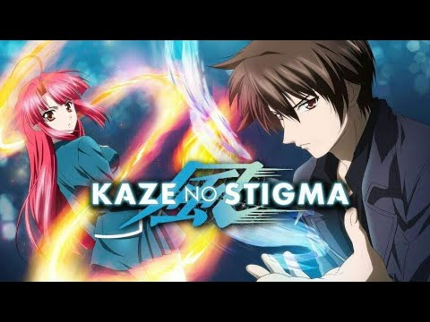 Download Kaze no Stigma (2007) 1-24 ep English Dubbed HD 720p (Stigma of the Wind) full screen  10h