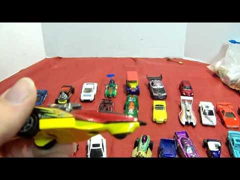 HWG: Flea Market 5.1 Loose Cars