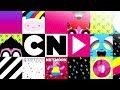 Piątkowa uczta NA ŻYWO   Oglądaj kreskówki Cartoon Network!
