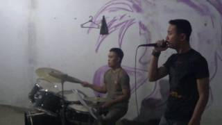 Time is Running Out - Muse ( Cover by Tuan Tentakel Band Brimob D. I. Yogyakarta )