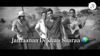 Hai apanaa dil to aawaaraa WhatsApp Status Sanam Puri song Lyrics video 30sec