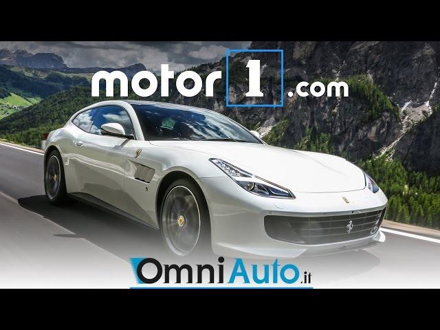 Video Review 2017 Ferrari Gtc4lusso