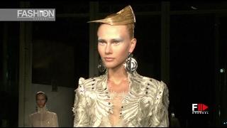 GATTINONI Haute Couture Autumn Winter 2011 2012 Rome   Fashion Channel