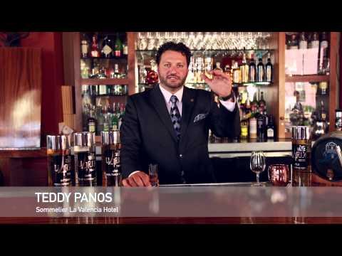 U4RIK Moments Part 62: Teddy Panos Enjoying U4RIK Anejo