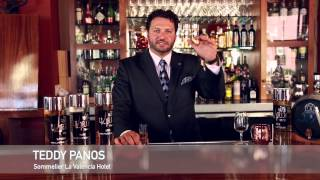 U4RIK Moments Part 62: Teddy Panos Enjoying U4RIK Anejo