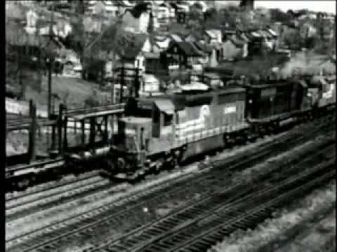 Iron Horses: A History of Railroads in Wyoming Valley