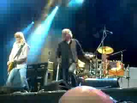 Nazareth - Beggars Day (Live: Moon And Stars, 12-07-08)