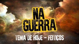 Gambar cover NA GUERRA - Feitiços - Carlo Ribas
