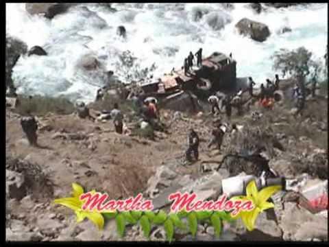 TRAGEDIA EN EL CERRO LORO - YAUYOS - PERU