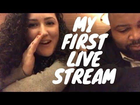 MY FIRST LIVE STREAM (Part 2)