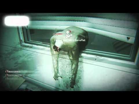 Turrifying! - Zombi U Initial Gameplay (2012, Ubisoft)