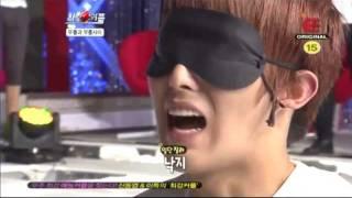 [ZE:A cut] 111005 Best Couple jung heechul