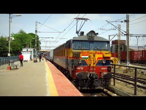 PATNA TO MUMBAI onboard 82355 Suvidha Express - Part 3