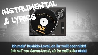 Shindy - Statements feat. Bushido INSTRUMENTAL + LYRICS (KARAOKE BEAT REMAKE)