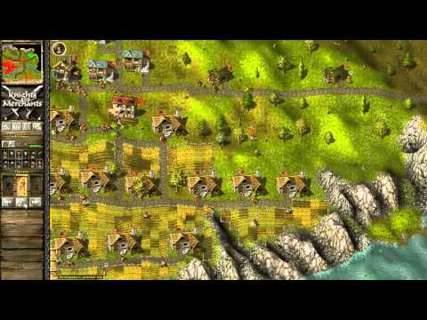 Knights and merchants: the shattered kingdom (Война и мир: Вторая Корона) миссия 4 ч.2 (прохождение)