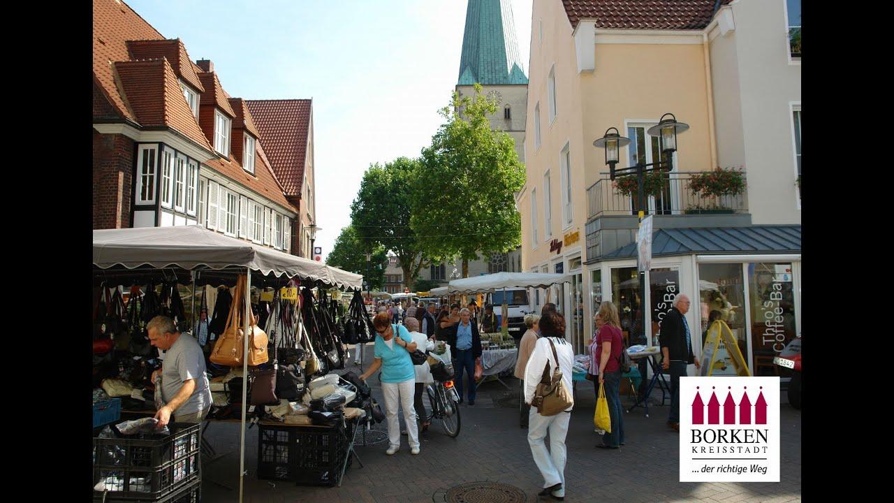 Stadt Borken Ein etwas anderer Stadtrundgang zum