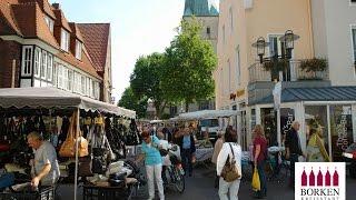 Stadt Borken - Ein etwas anderer Stadtrundgang zum Krammarkt in der Innenstadt