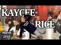 Kaycee Rice - March 2018 Dances