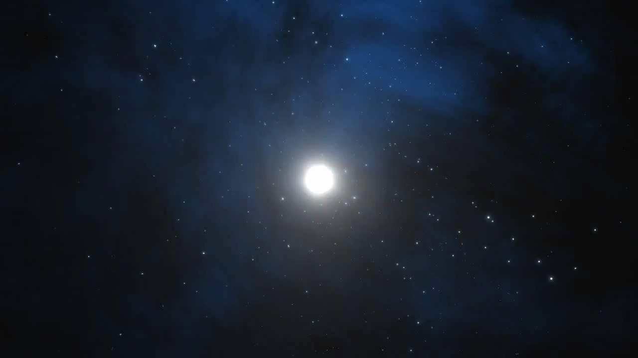 Supernova Explosion Animation - YouTube