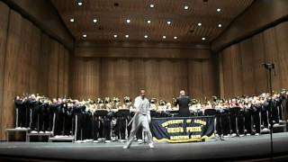 University of Akron Marching Band- La Suerte De Los Tontos, 2010