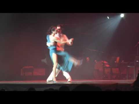 Mundial de Tango 2010 Puesto 5 Escenario Eber Burg...