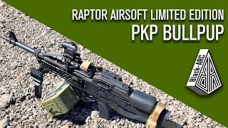RAPTOR AIRSOFT PKP BULLPUP GAMING VIDEO | Black_Arc Airsoft | GAME PLAY VIDEO