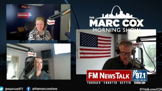 The Marc Cox Morning Show 7-19-18