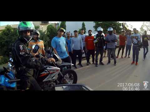 Fastest Char Dham Ride   Day 1   Team Speedstrikers  