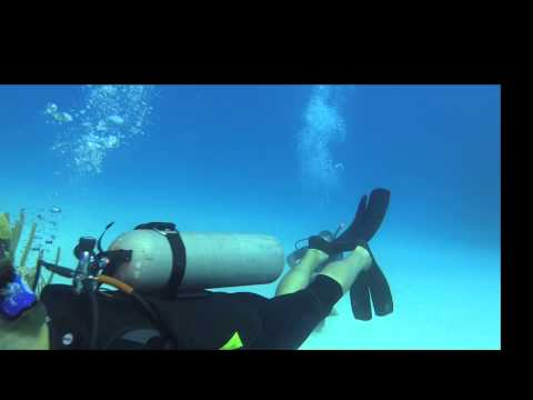 The Marie Celest Wreck Dive, June 16, 2014 Bermuda with Blue Water Divers