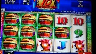 Lion Festival - BIG WINS - Bonus & Hits - 1c Konami Video Slots