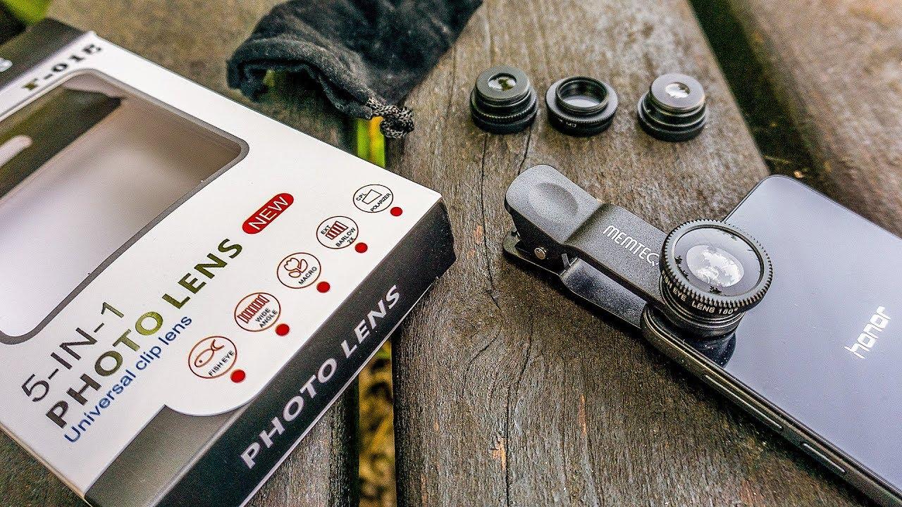Objektive für die smartphone kamera u2013 review erfahrungsbericht