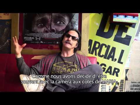 Alias María le film, interview du réalisateur José Luis Rugeles