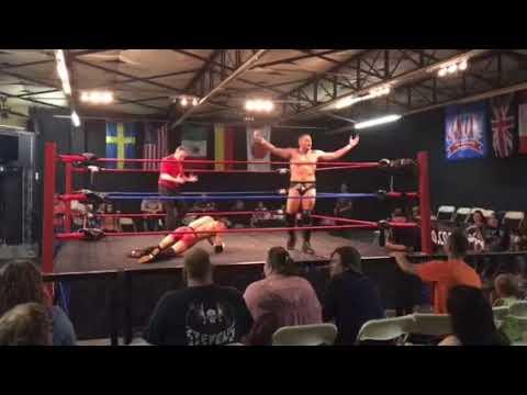"UPW Road To Redemption - United Pro Wrestling - ""Superb"" Scott Sexton V. ""Hot Fiya"" Myron Reed"