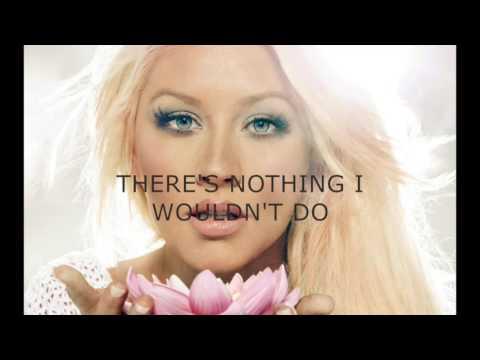 Hurt - Christina Aguilera - karaoke - lower (-7) male version